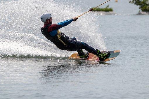 Miksi sinun täytyy olla wakeboarding!